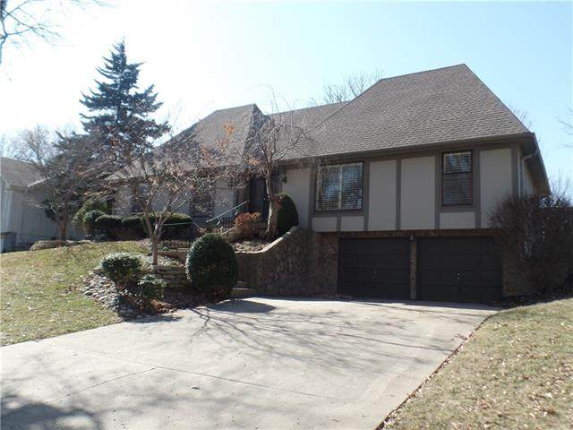 8166 NW Beaman Drive, Kansas City, MO 64151 (#2304871) :: Beginnings KC Team
