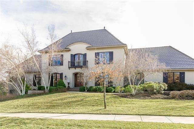 4141 W 111th Terrace, Leawood, KS 66211 (#2307150) :: Dani Beyer Real Estate