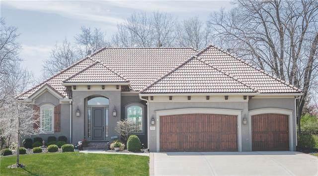 5950 N Saline Avenue, Kansas City, MO 64151 (#2313212) :: Five-Star Homes