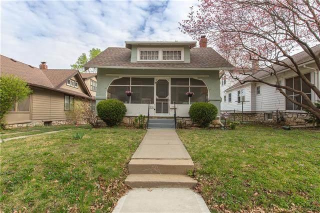 414 E 70th Street, Kansas City, MO 64131 (#2314639) :: Ron Henderson & Associates