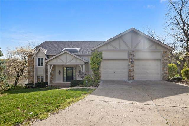 191 NE Beechnut Court, Lee's Summit, MO 64064 (#2314685) :: Team Real Estate