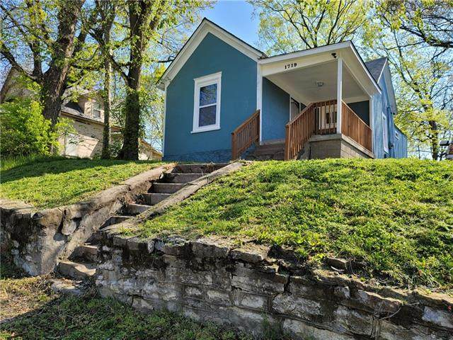 1719 N 25th Street, Kansas City, KS 66102 (#2317400) :: Audra Heller and Associates