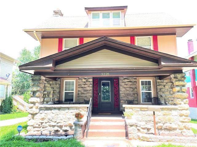 3228 E 29th Street, Kansas City, MO 64128 (#2318736) :: The Kedish Group at Keller Williams Realty