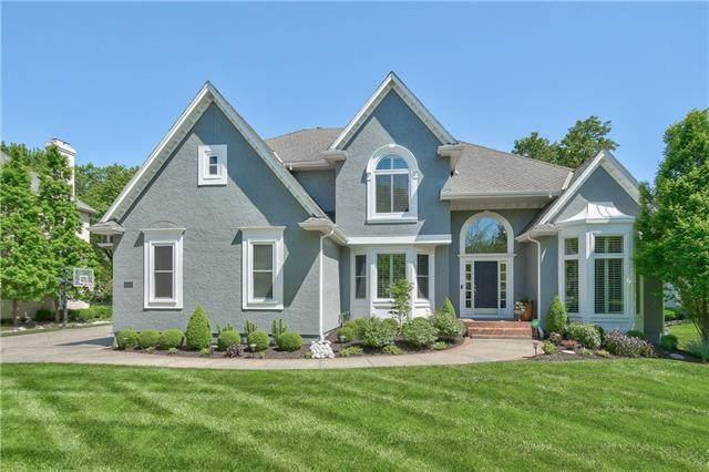 12605 Norwood Road, Leawood, KS 66209 (#2319108) :: Eric Craig Real Estate Team