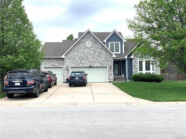 1113 SW Blazing Star Drive, Lee's Summit, MO 64081 (#2319308) :: Eric Craig Real Estate Team