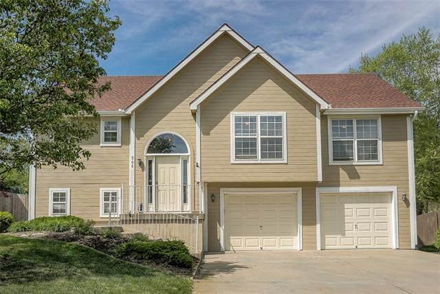 306 Spinnaker Drive, Smithville, MO 64089 (#2319672) :: Eric Craig Real Estate Team