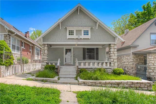 121 N Monroe Avenue, Kansas City, MO 64123 (#2319730) :: Five-Star Homes