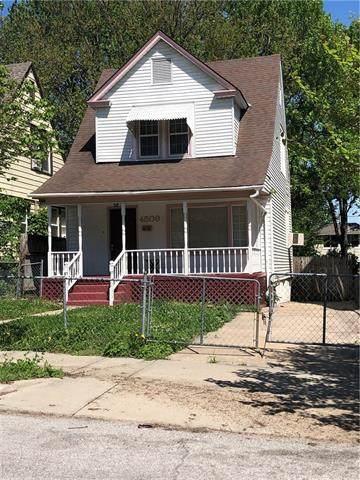 4509 Tracy Avenue, Kansas City, MO 64110 (#2319754) :: The Kedish Group at Keller Williams Realty