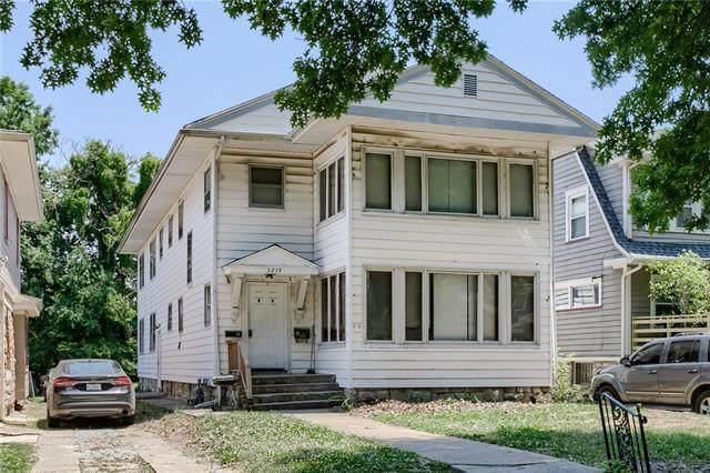 3219 Benton Boulevard, Kansas City, MO 64128 (#2320117) :: ReeceNichols Realtors
