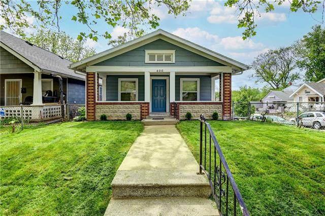 400 Norton Avenue, Kansas City, MO 64124 (#2320693) :: Edie Waters Network