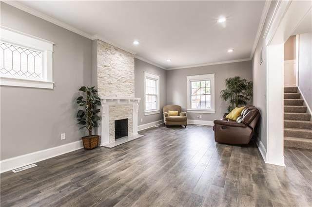 3520 Cherry Street, Kansas City, MO 64109 (#2321076) :: Audra Heller and Associates