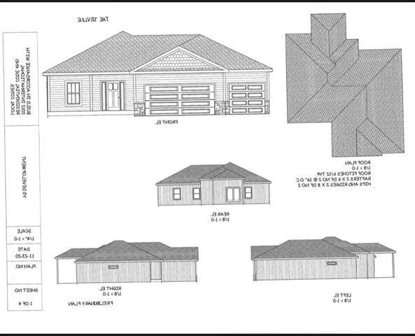 508 SW Meadowood Drive, Grain Valley, MO 64029 (#2321194) :: Beginnings KC Team