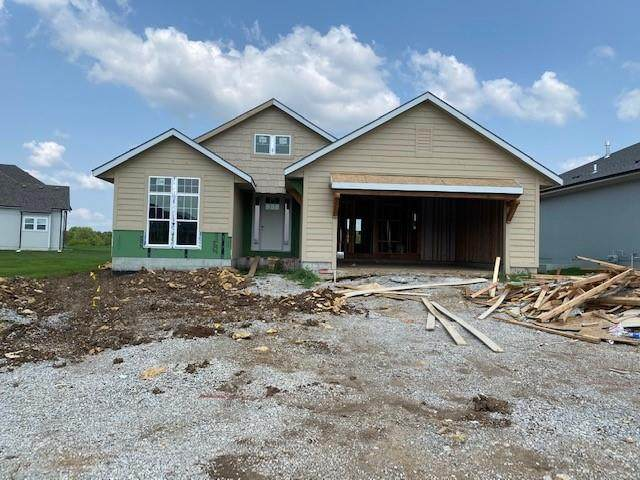 14819 S Haskins Street, Olathe, KS 66062 (#2323395) :: Tradition Home Group | Compass Realty Group