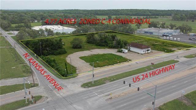 110 NE Us - 24 Highway, Topeka, KS 66608 (#2323768) :: Ask Cathy Marketing Group, LLC