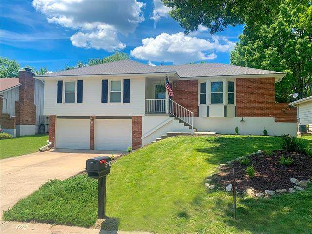 5112 S Shrank Avenue, Independence, MO 64055 (#2324331) :: Five-Star Homes