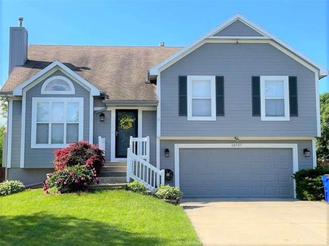 18707 W 163RD Terrace, Olathe, KS 66062 (#2324651) :: Austin Home Team