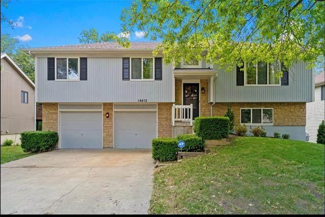14412 Saint Andrews Drive, Grandview, MO 64030 (#2325309) :: Team Real Estate