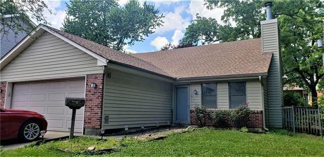 8717 W 61st Terrace, Merriam, KS 66202 (#2325499) :: Edie Waters Network