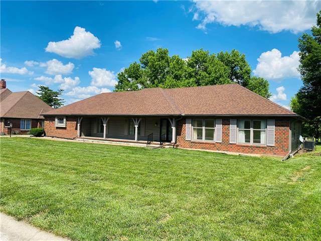 805 Country Club Drive, Butler, MO 64730 (#2325540) :: Eric Craig Real Estate Team