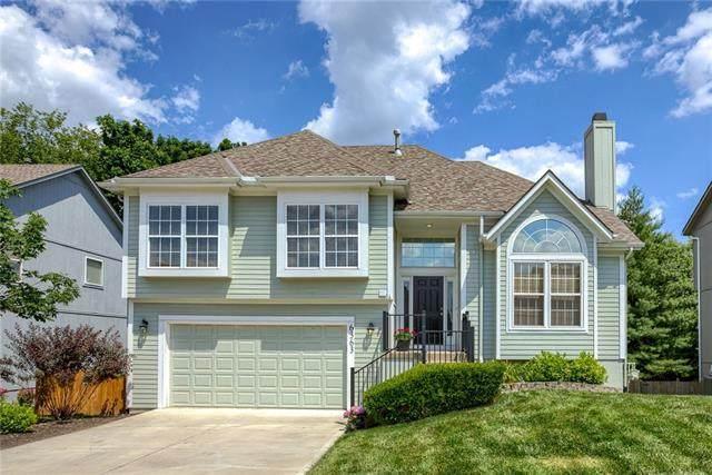 6363 Brownridge Drive, Shawnee, KS 66218 (#2325875) :: Ron Henderson & Associates