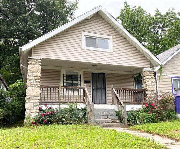3838 Chestnut Avenue, Kansas City, MO 64128 (#2325979) :: The Kedish Group at Keller Williams Realty