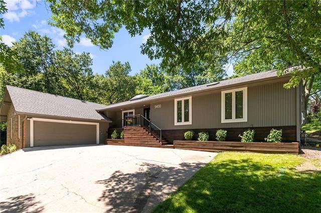 9400 NW 77th Terrace, Weatherby Lake, MO 64152 (#2326522) :: The Kedish Group at Keller Williams Realty