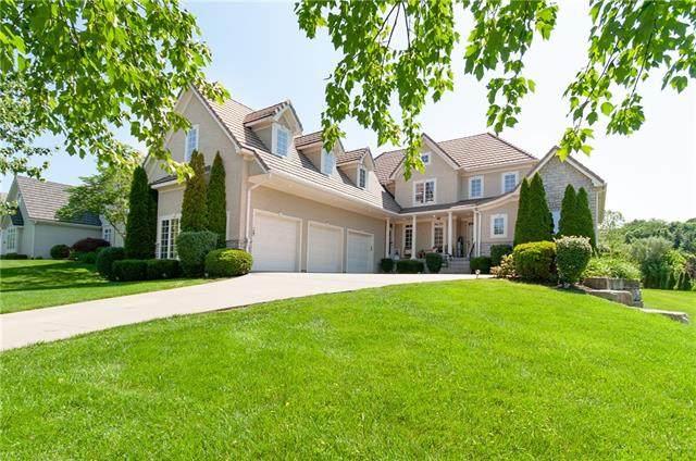 3509 S Saddle Ridge Drive, Independence, MO 64057 (#2327341) :: Austin Home Team