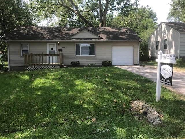 11125 W 69th Terrace, Shawnee, KS 66203 (#2327530) :: ReeceNichols Realtors