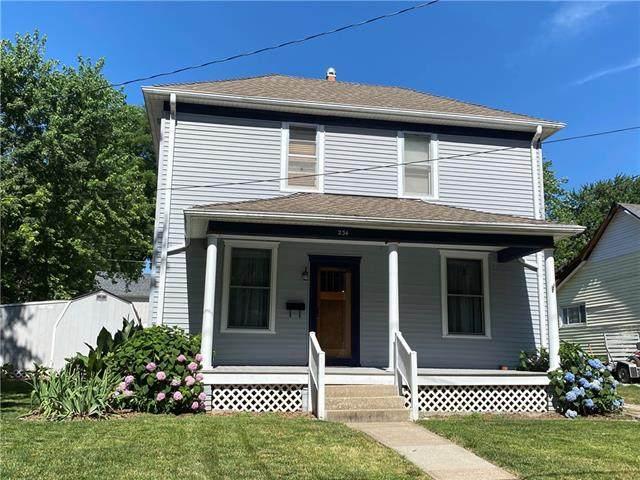 234 N 17th Street, Lexington, MO 64067 (#2329104) :: Edie Waters Network