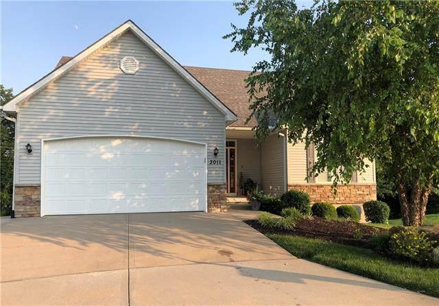 3011 Abbey Lane, Harrisonville, MO 64701 (#2332867) :: Eric Craig Real Estate Team