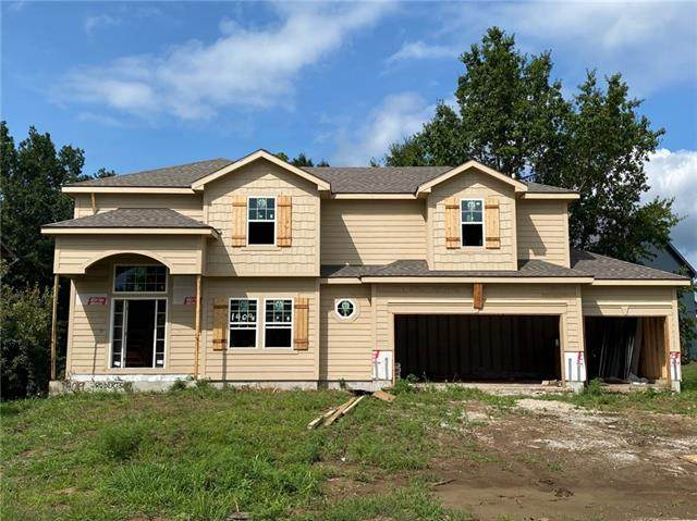 1409 Clear Creek Drive, Kearney, MO 64060 (#2332899) :: Edie Waters Network