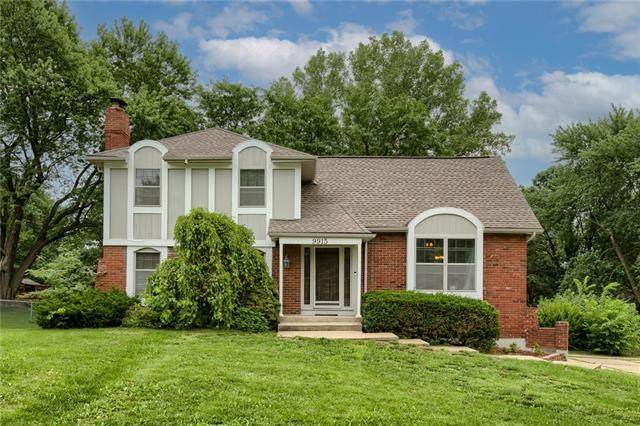 9915 N Campbell Drive, Kansas City, MO 64155 (#2332962) :: Tradition Home Group | Compass Realty Group