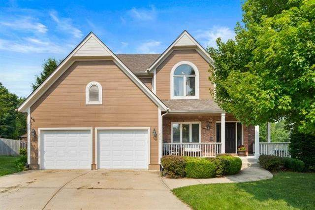2301 S Ponca Avenue, Independence, MO 64057 (#2333478) :: Tradition Home Group | Compass Realty Group