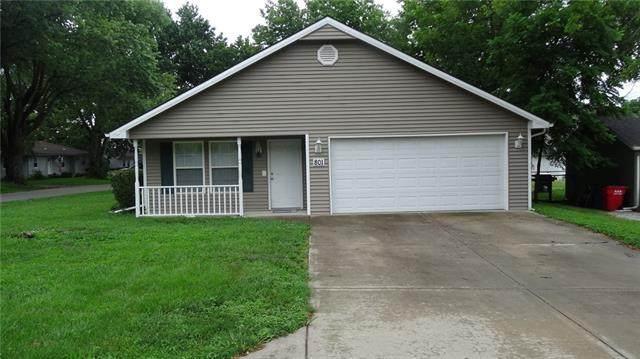801 SW Clinton Street, Oak Grove, MO 64075 (#2333717) :: The Kedish Group at Keller Williams Realty