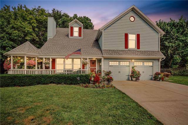 1202 NE 102nd Court, Kansas City, MO 64155 (#2335479) :: Team Real Estate