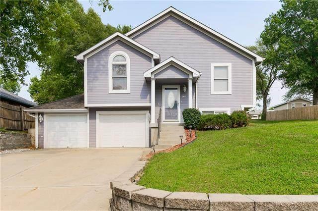 1417 5th Avenue, Leavenworth, KS 66048 (#2336179) :: Austin Home Team