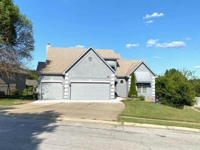 5401 NE Sunshine Drive, Lee's Summit, MO 64064 (#2336472) :: Eric Craig Real Estate Team