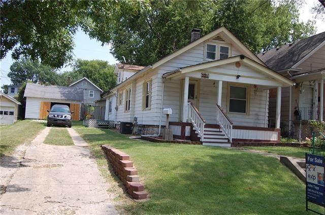 225 N 22nd Street, Kansas City, KS 66102 (MLS #2336636) :: Stone & Story Real Estate Group