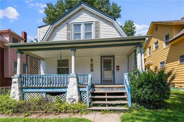 314 N 14th Street, Kansas City, KS 66102 (#2336871) :: Eric Craig Real Estate Team