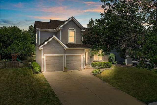 14574 W 151st Terrace, Olathe, KS 66062 (#2337009) :: Tradition Home Group | Better Homes and Gardens Kansas City