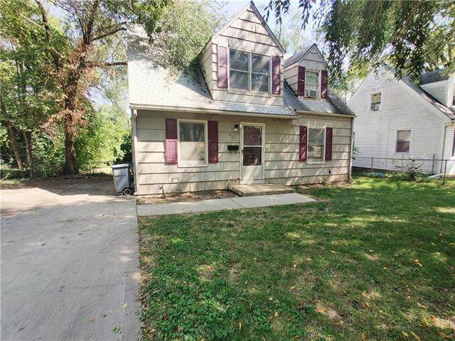 3027 S Norwood Avenue, Independence, MO 64052 (#2339364) :: Ron Henderson & Associates