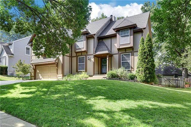 4960 W 129 Terrace, Leawood, KS 66209 (#2339695) :: The Kedish Group at Keller Williams Realty