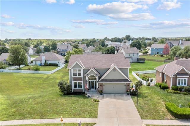 1033 Longfellow Street, Liberty, MO 64068 (#2339780) :: Eric Craig Real Estate Team