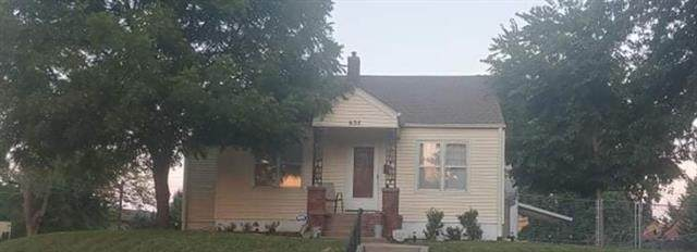 635 N 24th Street, St Joseph, MO 64506 (#2341100) :: Austin Home Team