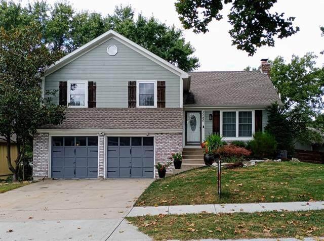 7140 Park Street, Shawnee, KS 66216 (#2341909) :: SEEK Real Estate