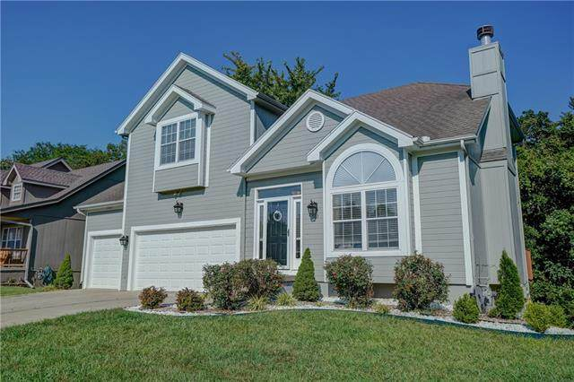 569 Crabapple Lane, Liberty, MO 64068 (#2342326) :: Dani Beyer Real Estate