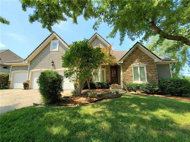 1024 NE Moss Point Road, Lee's Summit, MO 64064 (#2342613) :: Five-Star Homes
