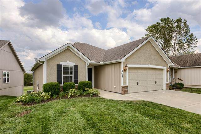 503 S Marimack Drive, Kearney, MO 64060 (#2343723) :: Tradition Home Group | Compass Realty Group