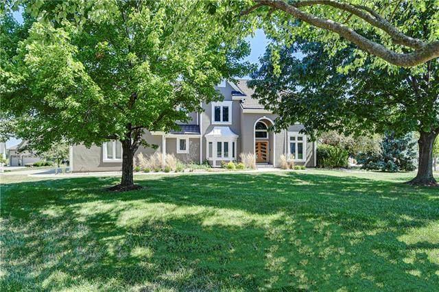 12839 Gillette Street, Overland Park, KS 66213 (#2344047) :: Ron Henderson & Associates