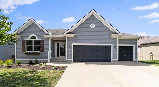 870 S Sycamore Street, Gardner, KS 66030 (#2344378) :: Eric Craig Real Estate Team
